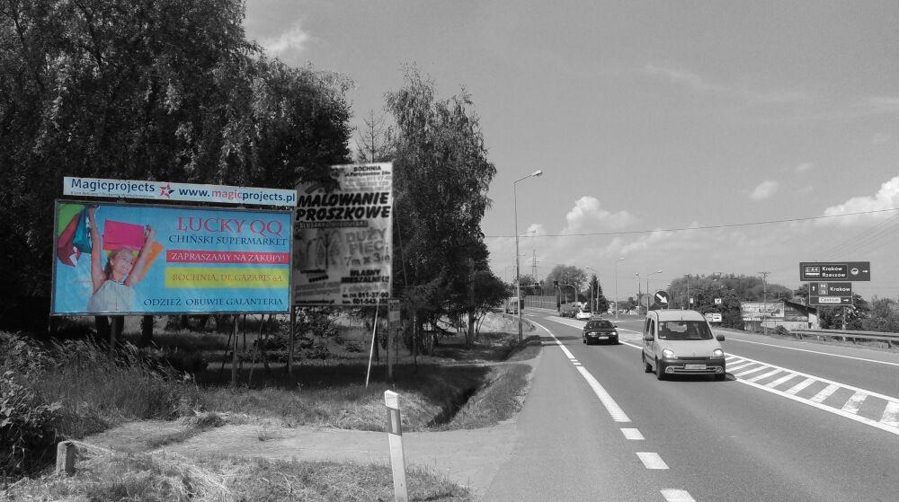 Billboardy Bochnia